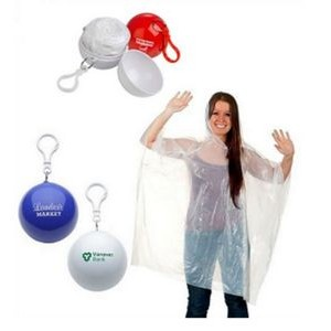 Portable Disposable Raincoat Ball