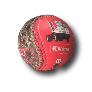 Custom Genuine Leather Baseball (4 Color)