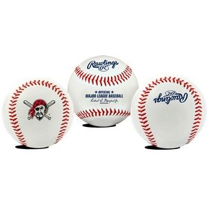 Licensed MLB Team Logo Baseball